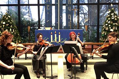 A Thousand Years Stumptown String Quartet