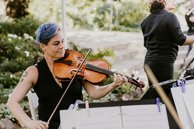 Jesu Joy Of Mans Desiring by Bach Stumptown String Quartet