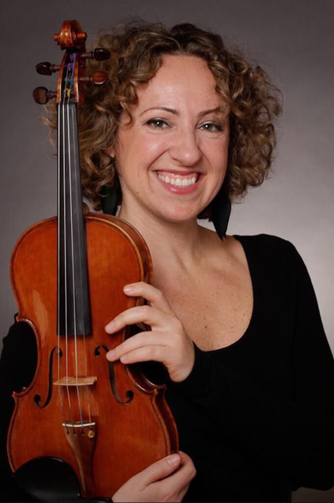 Nelly Kovalev Stumptown String Quartet