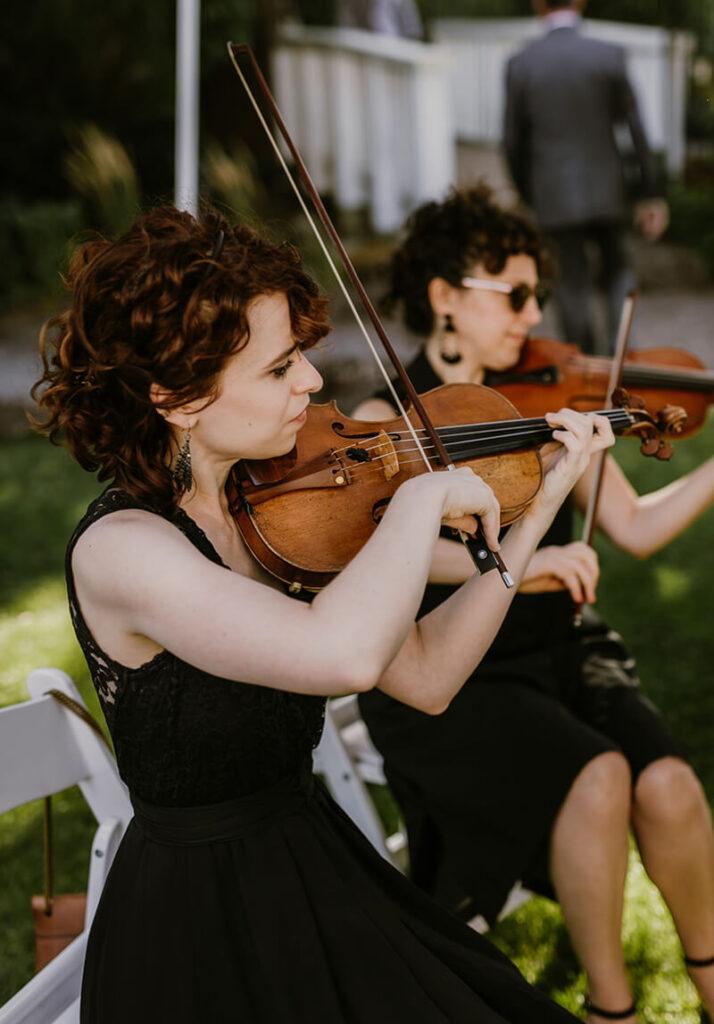 Stumptown String Quartet booking info